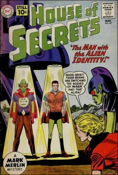 House of Secrets (1956) 42-A by DC