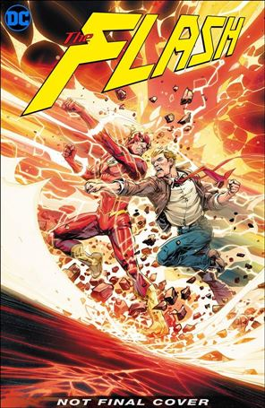 Flash #750 - The Deluxe Edition nn-A