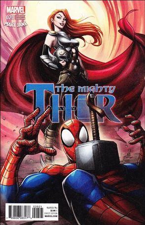 Mighty Thor (2016) 20-B
