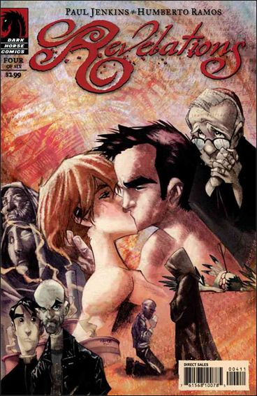Revelations (2005) 4-A by Dark Horse
