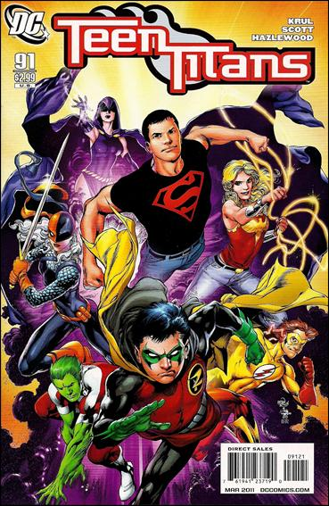 Teen Titans (2003) 91-B by DC