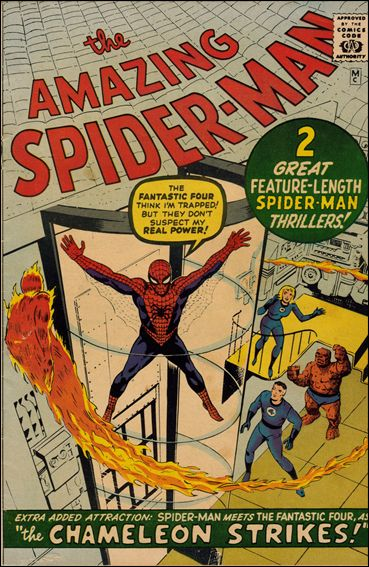 Amazing Spider-Man (1963) 1-C by Marvel