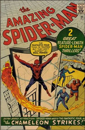 Amazing Spider-Man (1963) 1-C