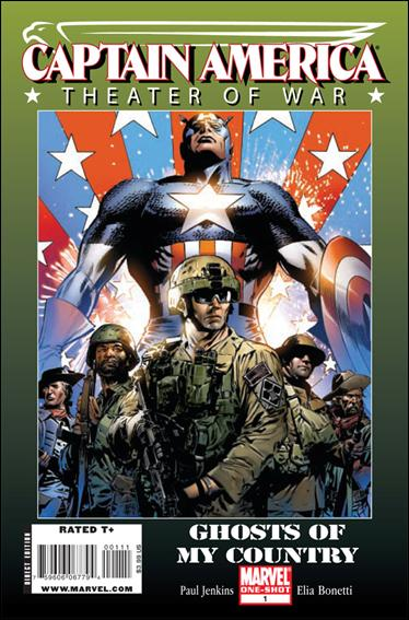 Captain America Theater of War: Ghosts of My Country 1-A by Marvel