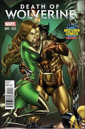 Death of Wolverine 4-E