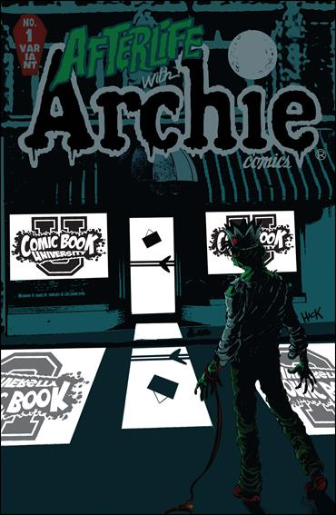 Afterlife with Archie 1-EL by Archie