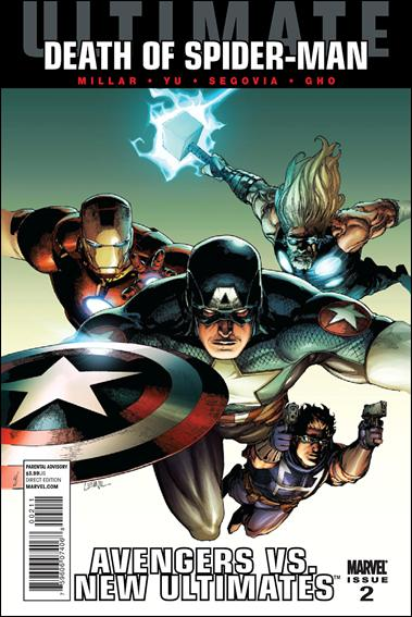 Ultimate Avengers vs New Ultimates 2-A by Marvel
