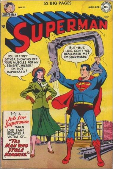 Superman (1939) 75-A by DC