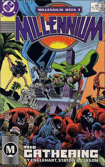 Millennium (1988) 3-A by DC