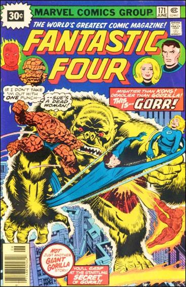 Fantastic Four (1961) 171-B by Marvel