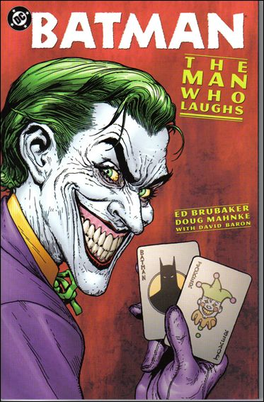 Batman: The Man Who Laughs 1-A by DC