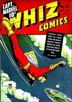 Whiz Comics 23-A