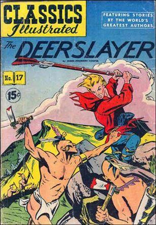 Classic Comics/Classics Illustrated 17-H