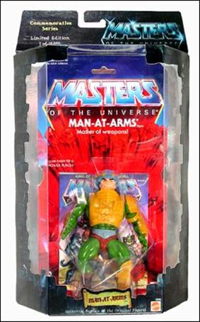 Masters of the Universe (Commemorative Series) Man-At-Arms