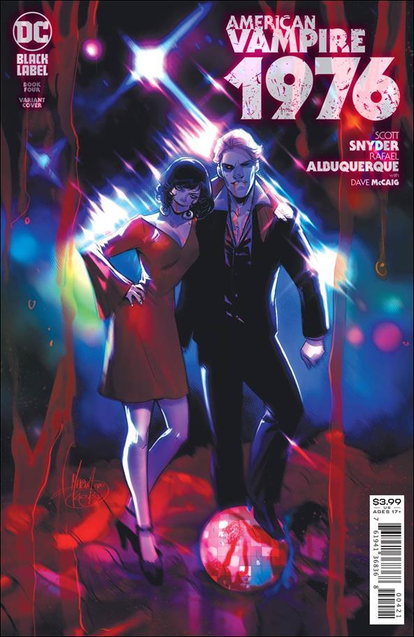American Vampire: 1976 4-B by DC Black Label