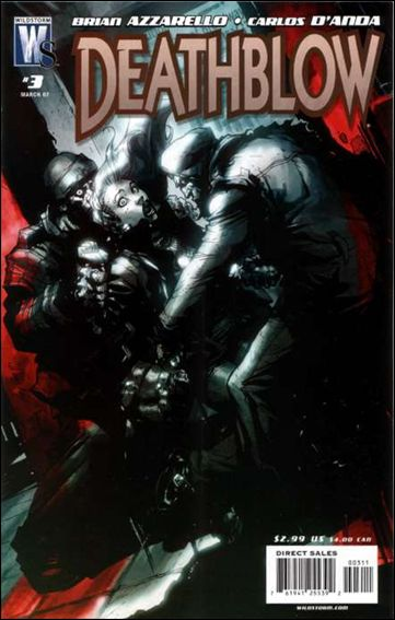 Deathblow (2006) 3-A by WildStorm