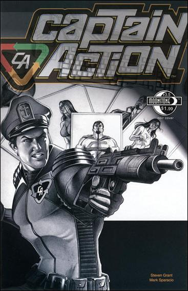 Captain Action Comics 3.5-B by Moonstone