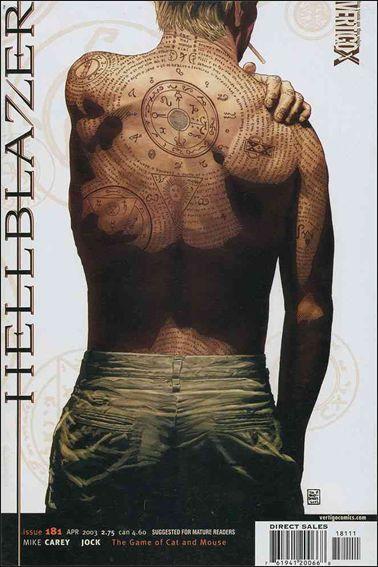 Hellblazer (1988) 181-A by Vertigo