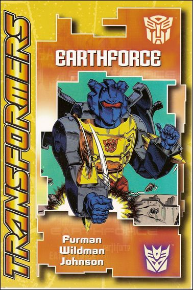 Transformers: Earthforce nn-A by Titan
