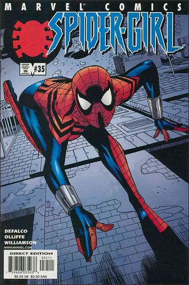 Spider-Girl (1998) 35-A by Marvel