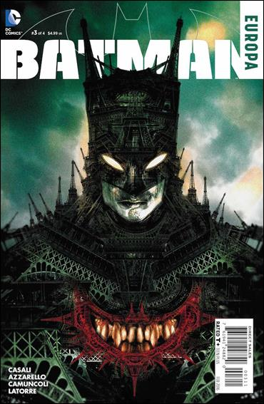 Batman: Europa 3-A by DC