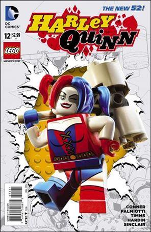 Harley Quinn (2014) 12-B