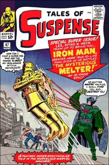 Tales of Suspense (1959) 47-A by Marvel