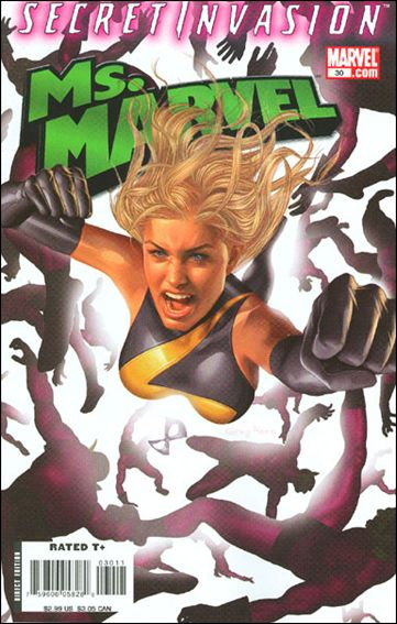 Ms. Marvel (2006) 30-A by Marvel