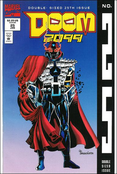 Doom 2099 25-B by Marvel