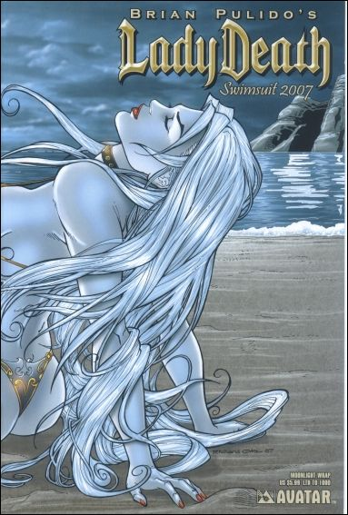 Lady Death: Swimsuit Special 2007-D by Avatar Press