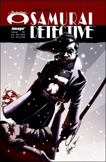 Sam Noir: Samurai Detective 1-A by Image