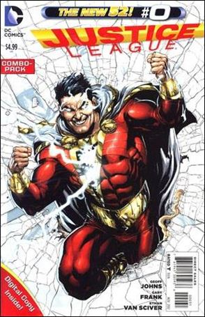Justice League (2011) 0-B
