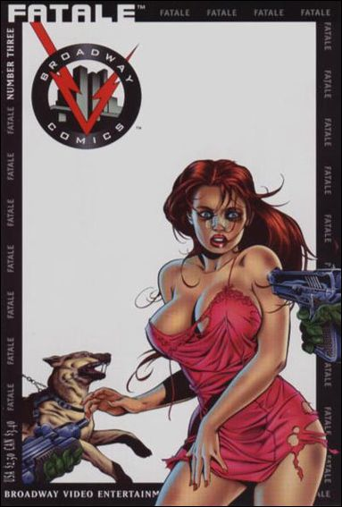 Fatale (1996) 3-A by Broadway Comics