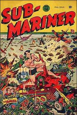 Sub-Mariner (1941) 14-A by Atlas