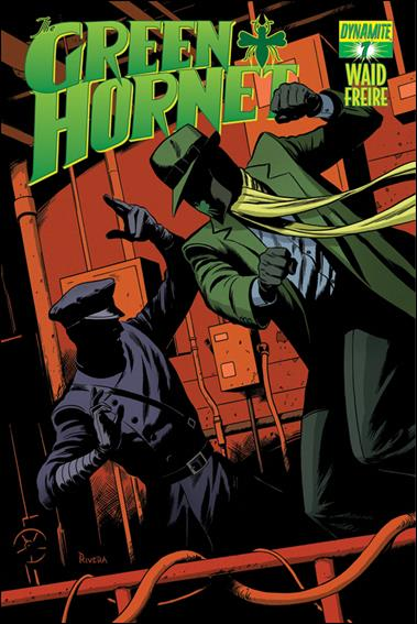Green Hornet (2013) 7-A by Dynamite Entertainment