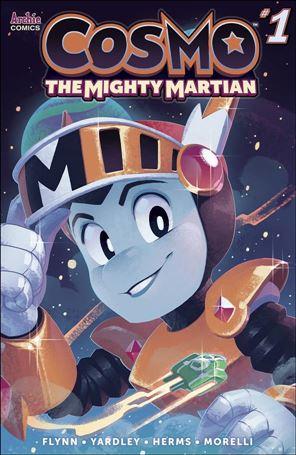 Cosmo the Mighty Martian 1-E