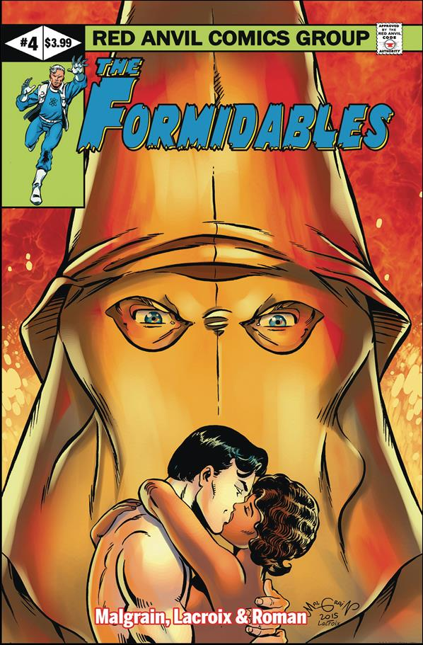 Formidables 4-A by Red Anvil Comics