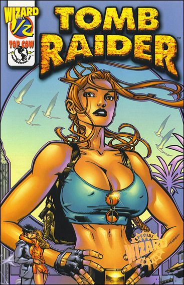 Tomb Raider: The Series 1/2-B by Top Cow