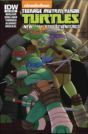 Teenage Mutant Ninja Turtles New Animated Adventures 19-B