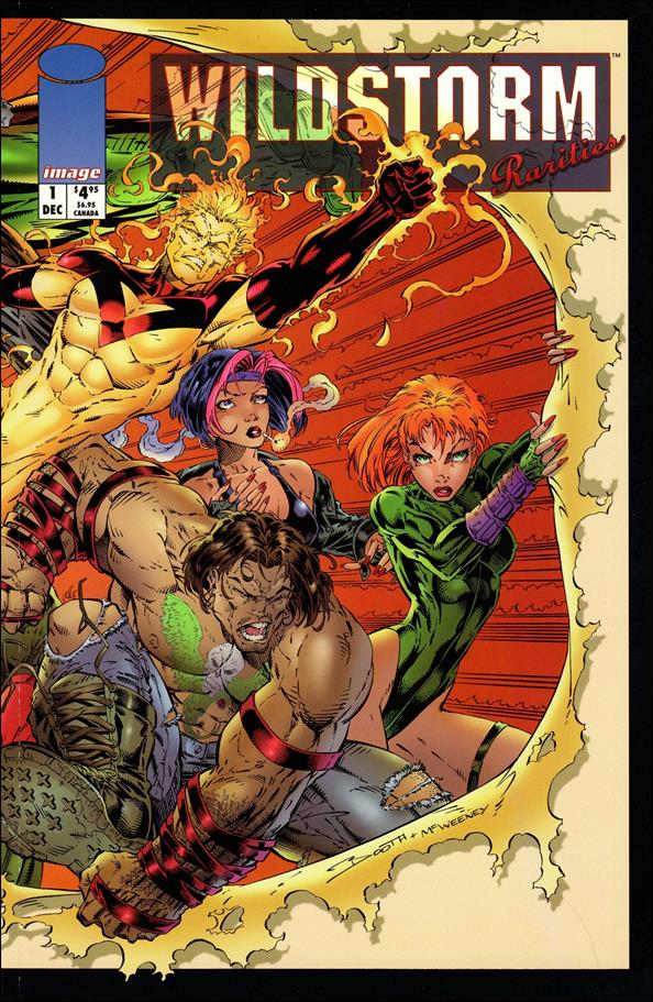 WildStorm Rarities 1-A by Image
