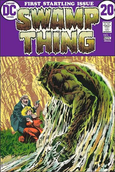 Swamp Thing (1972) 1-A by DC