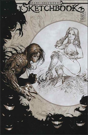 Marc Silvestri Sketchbook 1-A by Image