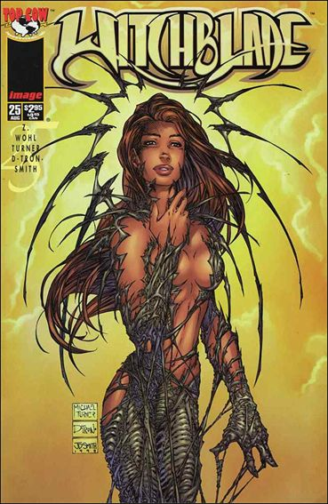 Witchblade 25-A by Top Cow