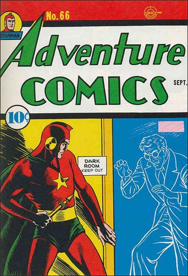 Adventure Comics (1938) 66-A by DC