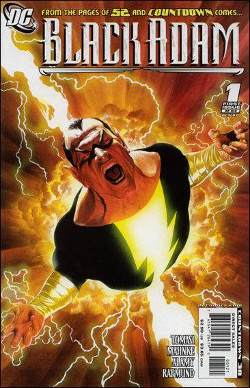 Black Adam: The Dark Age 1-B by DC