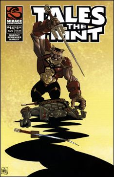 Tales of the TMNT 14-A by Mirage