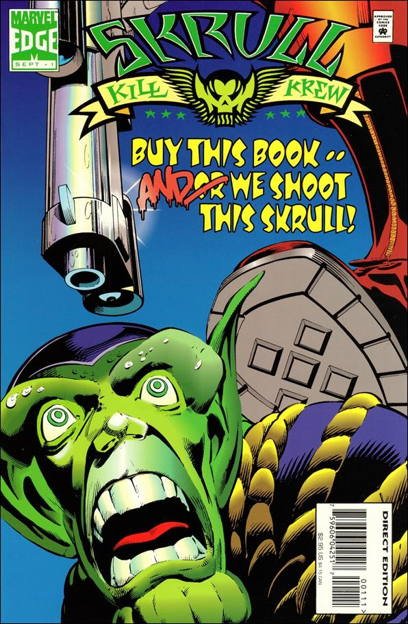 Skrull Kill Krew (1995) 1-A by Marvel