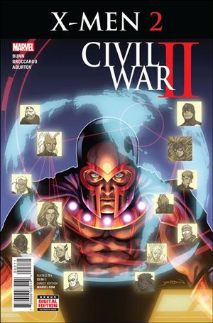 Civil War II: X-Men 2-A
