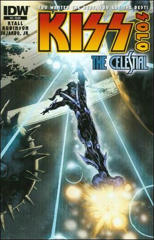 Kiss Solo 3-A by IDW