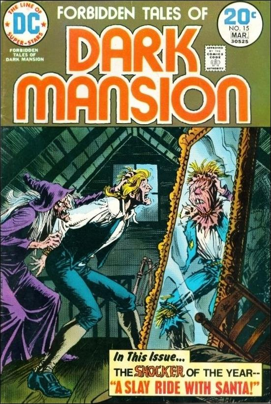Forbidden Tales of Dark Mansion 15-A by DC